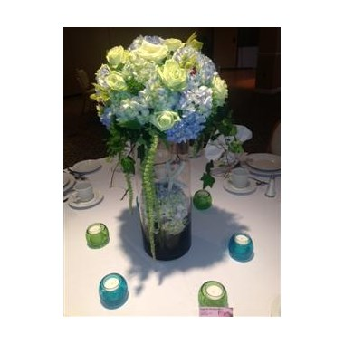 Beach Wedding Centerpiece Peggy Ann The Girls Florist